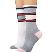 Champion Women's Crew Socks 2-Pack