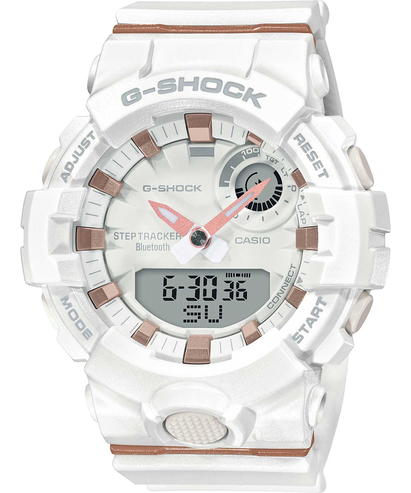 Casio G-Shock Slim Connected Fitness Tracker Watch