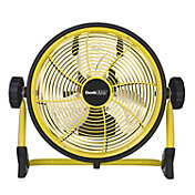 "Geek Aire 10"" Rechargeable Outdoor Fan"