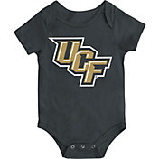 Colosseum Infant UCF Knights Grey Big Fan Onesie