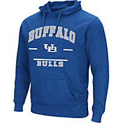 Colosseum Men's Buffalo Bulls Blue Campus Pullover Hoodie