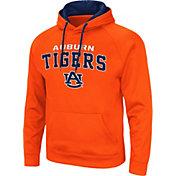 Colosseum Men's Auburn Tigers Orange Pullover Hoodie