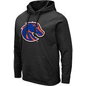 Colosseum Men's Boise State Broncos Pullover Black Hoodie