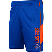 Colosseum Men's Boise State Broncos Blue Grizzly Shorts