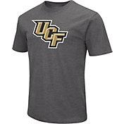 Colosseum Men's UCF Knights Grey Dual Blend T-Shirt