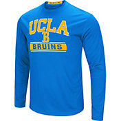 Colosseum Men's UCLA Bruins True Blue Ganges Long Sleeve T-Shirt