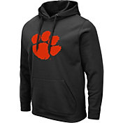 Colosseum Men's Clemson Tigers Pullover Black Hoodie