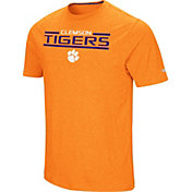 Colosseum Men's Clemson Tigers Orange Nile T-Shirt