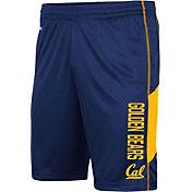 Colosseum Men's Cal Golden Bears Blue Grizzly Shorts