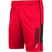 Colosseum Men's Cincinnati Bearcats Red Grizzly Shorts