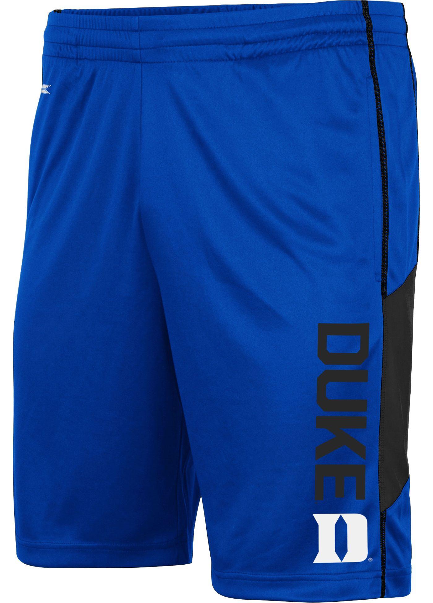 Colosseum Men's Duke Blue Devils Duke Blue Grizzly Shorts