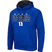 Colosseum Men's Duke Blue Devils Duke Blue Pullover Hoodie