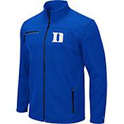 Colosseum Men's Duke Blue Devils Duke Blue Willie Full-Zip Jacket