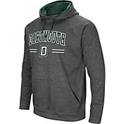 Colosseum Men's Dartmouth Big Green Grey Pullover Hoodie