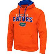 Colosseum Men's Florida Gators Orange Pullover Hoodie