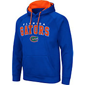 Colosseum Men's Florida Gators Blue Pullover Hoodie