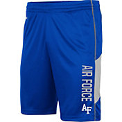Colosseum Men's Air Force Falcons Blue Grizzly Shorts