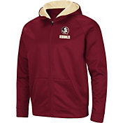 Colosseum Men's Florida State Seminoles Garnet Full-Zip Hoodie