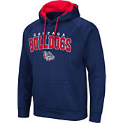 Colosseum Men's Gonzaga Bulldogs Blue Pullover Hoodie