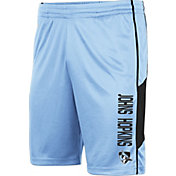 Colosseum Men's Johns Hopkins Blue Jays Columbia Blue Grizzly Shorts