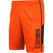 Colosseum Men's Oklahoma State Cowboys Orange Grizzly Shorts