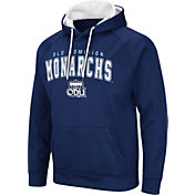 Colosseum Men's Old Dominion Monarchs Blue Pullover Hoodie