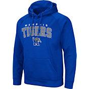 Colosseum Men's Memphis Tigers Blue Pullover Hoodie