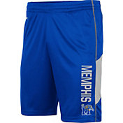 Colosseum Men's Memphis Tigers Blue Grizzly Shorts