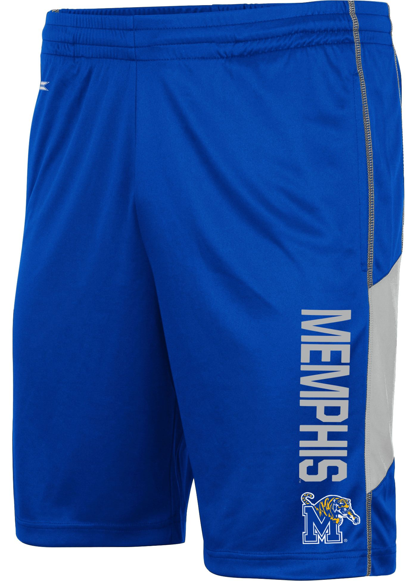 Colosseum Men's Memphis Tigers Blue Grizzly Shorts