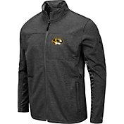 Colosseum Men's Missouri Tigers Grey Bumblebee Man Full-Zip Jacket