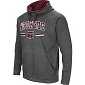 Colosseum Men's Missouri State Bears Grey Pullover Hoodie
