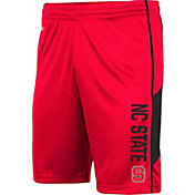 Colosseum Men's NC State Wolfpack Red Grizzly Shorts