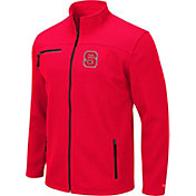 Colosseum Men's NC State Wolfpack Red Willie Full-Zip Jacket