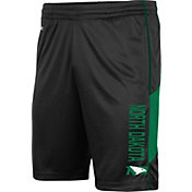 Colosseum Men's North Dakota Fighting Hawks Grizzly Black Shorts
