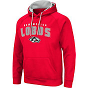 Colosseum Men's New Mexico Lobos Cherry Pullover Hoodie