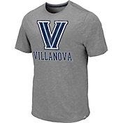 Colosseum Men's Villanova Wildcats Grey Campinas T-Shirt