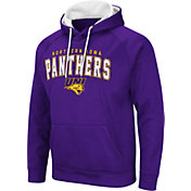 Colosseum Men's Northern Iowa Panthers  Purple Pullover Hoodie
