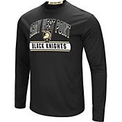 Colosseum Men's Army West Point Black Knights Army Black Ganges Long Sleeve T-Shirt