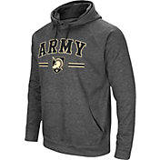 Colosseum Men's Army West Point Black Knights Grey Pullover Hoodie