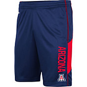 Colosseum Men's Arizona Wildcats Navy Grizzly Shorts