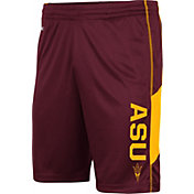 Colosseum Men's Arizona State Sun Devils Maroon Grizzly Shorts