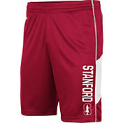Colosseum Men's Stanford Cardinal Cardinal Grizzly Shorts