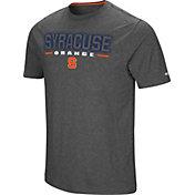Colosseum Men's Syracuse Orange Grey Bluefin T-Shirt