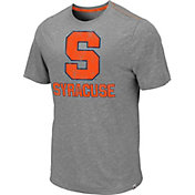 Colosseum Men's Syracuse Orange Grey Campinas T-Shirt