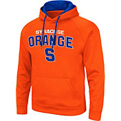 Colosseum Men's Syracuse Orange Orange Pullover Hoodie