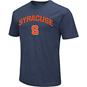 Colosseum Men's Syracuse Orange Blue Dual Blend T-Shirt