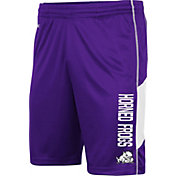 Colosseum Men's TCU Horned Frogs Purple Grizzly Shorts