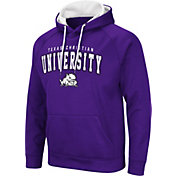 Colosseum Men's TCU Horned Frogs Purple Pullover Hoodie