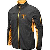 Colosseum Men's Tennessee Volunteers Grey Bumblebee Man Full-Zip Jacket