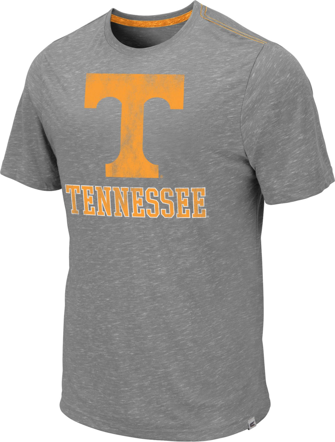 Colosseum Men's Tennessee Volunteers Grey Campinas T-Shirt